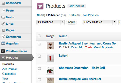 Upload up to 100 products for your wordpress / Woocommerce shop