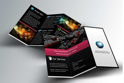 Design super duper Brochure in high quality