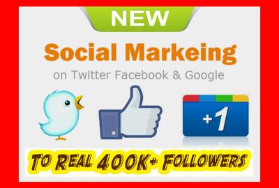 Tweet your website to 400K celebrities, students, people