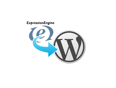 Convert expression engine to WordPress