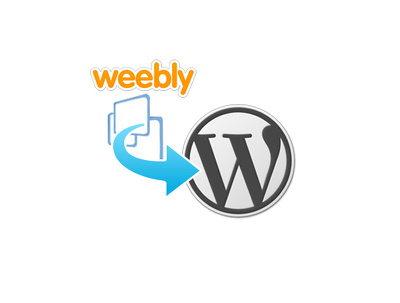 Convert Weebly based site into Wordpress