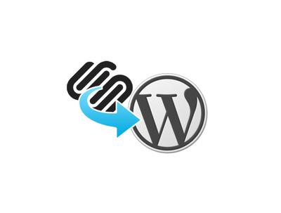 Convert Squarespace based site into Wordpress