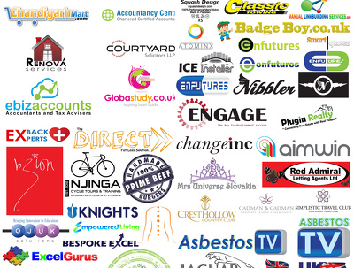 Design your professional logo with 3 concept & unlimited revision