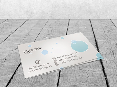 Design a business card or a letterhead with unlimited revisions