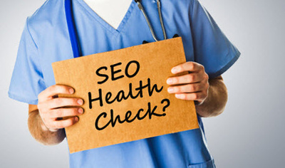 Produce website health check up report to rank quickly