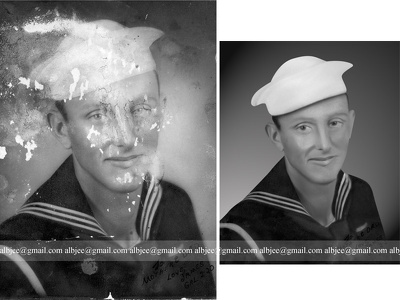 Do Photo Restoration 1 image