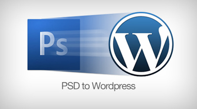 Develop a responsive wordpress website from PSD