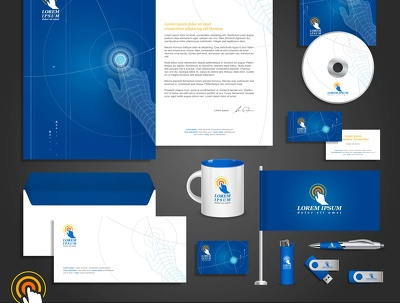 design a logo and stationery for your business needs