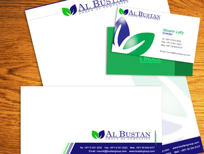 Design logo and Business card