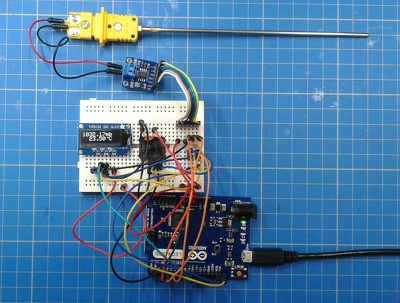 Write code to get your Arduino project to work (up to 2 sensors).
