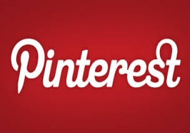 Supply  500 pinterest Real And Human Followers
