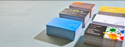 Design, print and deliver 5000 premium quality business cards on 300gsm art paper