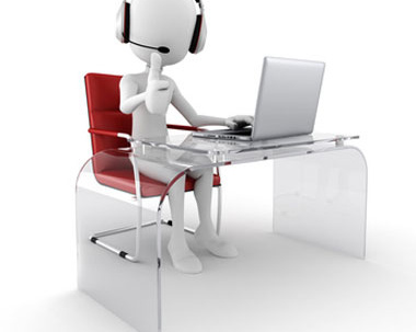 Provide 1 hour of secretarial support