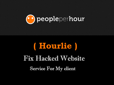 Fix any hacked or malwared website