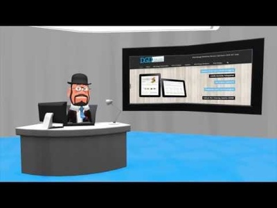 Make 3d video explainers with  voice over