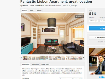 Write or improve your Air BnB listing
