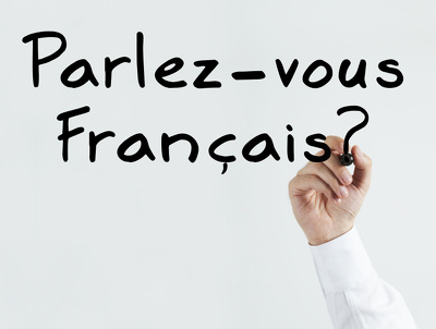 Translate your content from English to perfect French