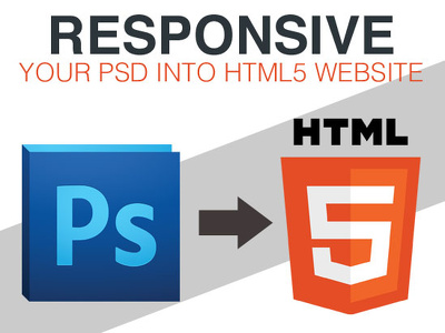 Turn your PSD into a responsive HTML5 Wordpress website