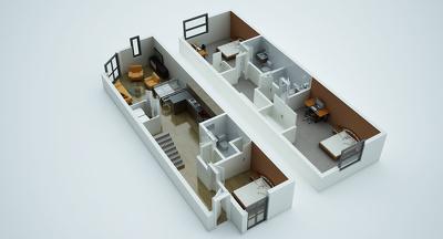 Design your 3D floor plan