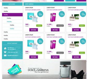 Develop small  e-commerce store