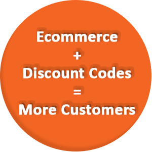 Integrate discount codes and simple ecommerce into your wordpress