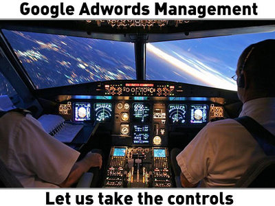 Manage your Google Adwords pay per click campaigns