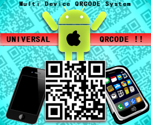Design and setup a universal QRCODE for iPhone, Android, Blackberry and Windows Apps