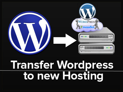 Transfer your Wordpress Website one server to another server