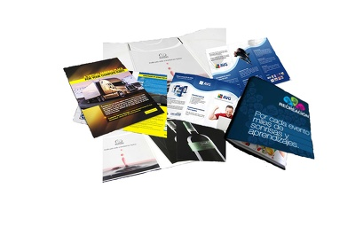 Design you a 8 pp front and back covers - brochure/booklet