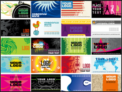 Design an AWESOME double sided unique business card with a QR code to your website
