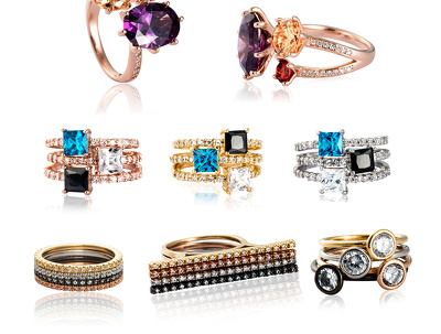 Create  stunning professional jewellery images