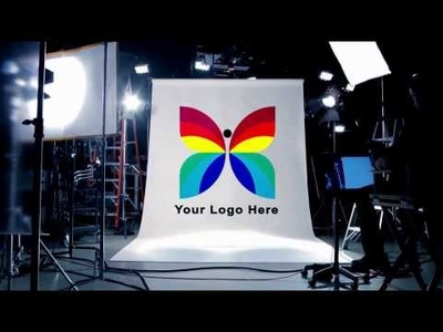 Create this live studio logo reveal Full HD Video