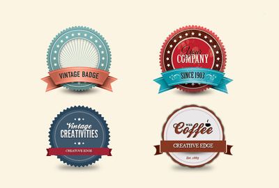 Design any style of Badge