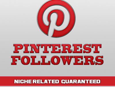 Bring real 1000 genuine Pinterest followers for increase social media presence