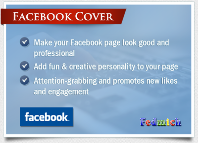 Create customized Professional Facebook Cover photo
