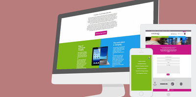 Design and build a bespoke responsive Wordpress site