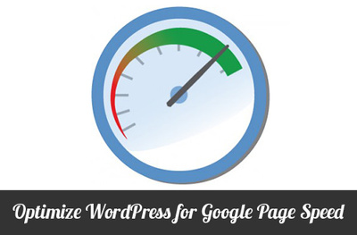 Optimize wordpress website page speed