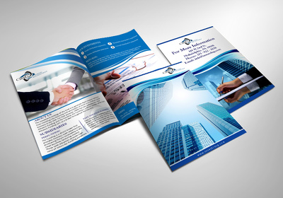 Design a exclusive brochure