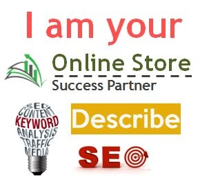 Setup an online store with Amazon, Ebay, Play, Etsy, Shopify,Yahoo etc