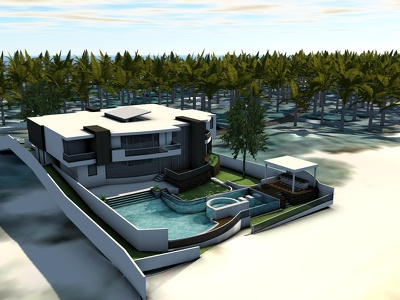 Create video presentation of your 3D model of house, real estate or any 3D object