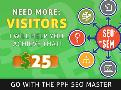 Push visitors to your site from 200+ domains