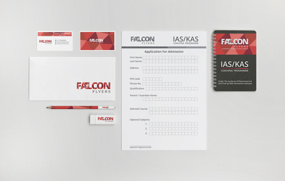Design complete stationary (Letterhead, Envelope, Compliment Slip)