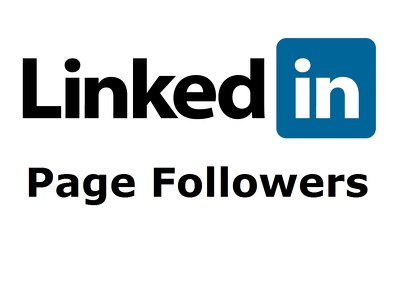 Bring 300 LinkedIn followers to your LinkedIn Company Page