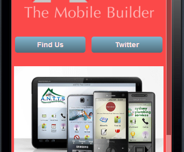Google Mobile Friendly, dedicated mobile website with e-commerce
