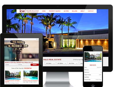 Create a high-quality real estate company website in Wordpress