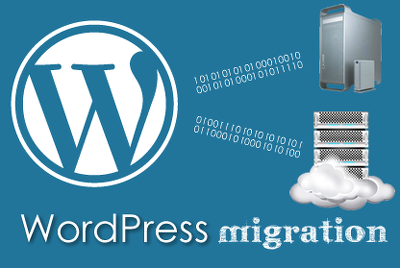 Move your Wordpress site from your old web host to another