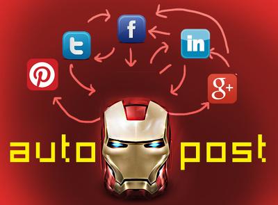 Integrate Facebook Auto Poster Plugin