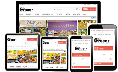Design&build a great looking responsive OpenCart Ecommerce (Online Shopping)Website