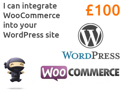 Integrate WooCommerce into your WordPress site