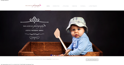 Design / develop a wordpress site  with a wordpress theme